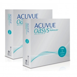 Acuvue Oasys 1-Day with HydraLuxe (180 шт.)