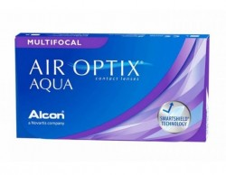 контактные линзы Air Optix Aqua Multifocal (3 шт.)