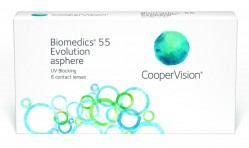 Biomedics 55 Evolution 6 шт.