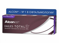 Dailies (Alcon) Total1 Multifocal (30 линз)