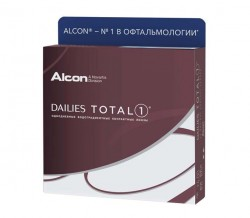 Alcon Dailies Total 1 (90 линз)