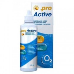 раствор Optimed Pro Active 125 мл.