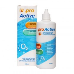 раствор Optimed Pro Active 250 мл.